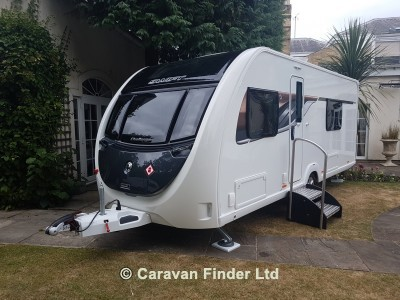 Swift Challenger 565 2019  Caravan Thumbnail