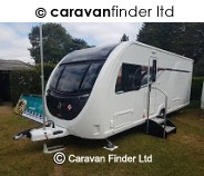 Swift Challenger 580 Lux Pack 2019 caravan