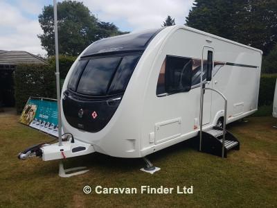 Swift Challenger 580 2019  Caravan Thumbnail