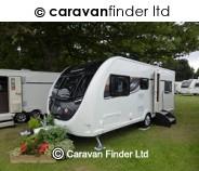 Swift Challenger 590 Lux Pack 2019 caravan