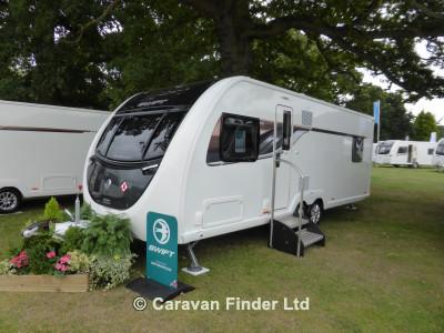 Swift Challenger 635 Lux Pack 2019  Caravan Thumbnail