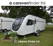 Swift Challenger 645 Lux Pack 2019 caravan
