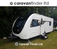 Swift Solitaire 2019 caravan
