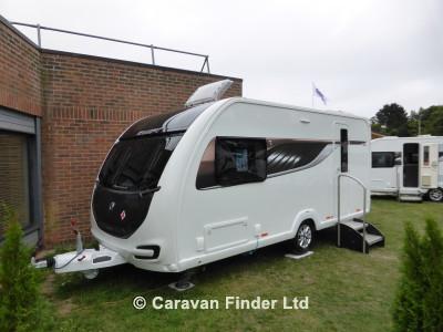 Swift Elegance 480 2019  Caravan Thumbnail