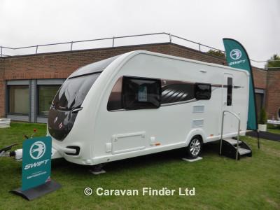 Swift Elegance 530 2019  Caravan Thumbnail