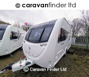 Swift Sprite Sienna  2019 caravan