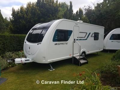 Swift EXCLUSIVE 4EB 2019  Caravan Thumbnail