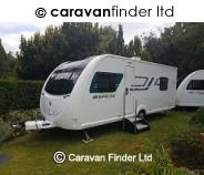 Swift Kudos 530 EB 2019 caravan