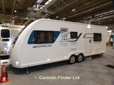 New Swift Sprite Quattro DD Diamond Pack 2019 touring caravan Image