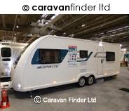 Swift Sprite Quattro DD  2019 caravan