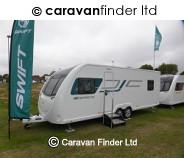 Swift Quattro EB  2019 caravan