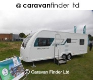 Swift Sprite Quattro FB Diamond... 2019 caravan