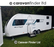 Swift Coastline DE Q6DB 2019 caravan