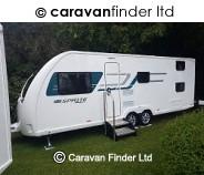 Swift Kudos 830 DB 2019 caravan