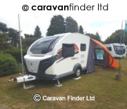 Swift Basecamp Plus 2020 caravan