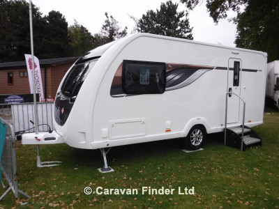 Swift Challenger 480 Lux Pack 2020  Caravan Thumbnail