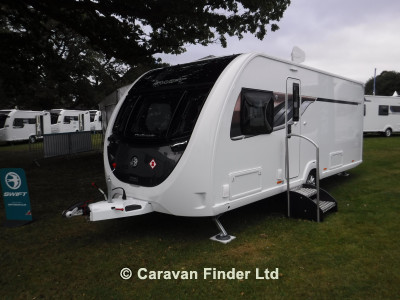 Swift Challenger 580 Lux Pack 2020  Caravan Thumbnail