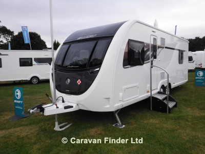 Swift Challenger 650 Lux  Pack 2020  Caravan Thumbnail