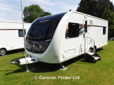 Swift Challenger X 835 Lux  Pack 2020  Caravan Thumbnail