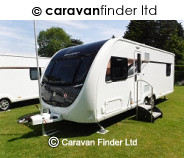 Swift Challenger X 850  2020 caravan