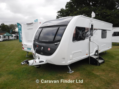 Swift Challenger X 865 Lux  Pack 2020  Caravan Thumbnail