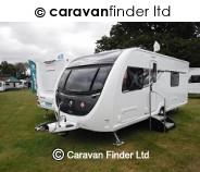 Swift Challenger X 865 Lux Pack 2020 caravan