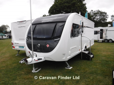 Swift Challenger X 880 Lux  Pack 2020  Caravan Thumbnail