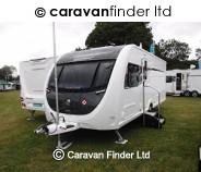 Swift Challenger X 880 AL 2020 caravan