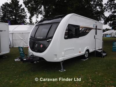 Swift Eccles 480 Lux Pack 2020  Caravan Thumbnail