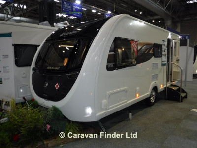Swift Eccles 530 Lux Pack 2020  Caravan Thumbnail