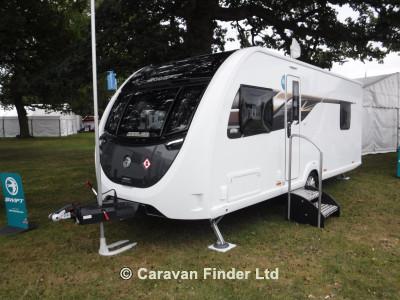 Swift Eccles 560 Lux Pack 2020  Caravan Thumbnail