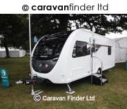 Swift Eccles 560 2020 caravan