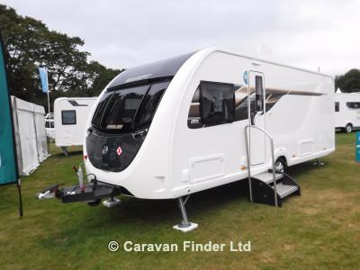 Swift Eccles 580 Lux Pack 2020  Caravan Thumbnail