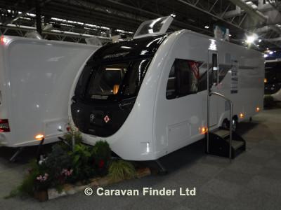 Swift Eccles 645 Lux Pack 2020  Caravan Thumbnail