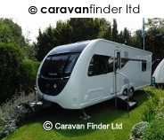Swift Eccles 650 2020 caravan