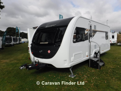 Swift Eccles X 835 Lux Pack 2020  Caravan Thumbnail