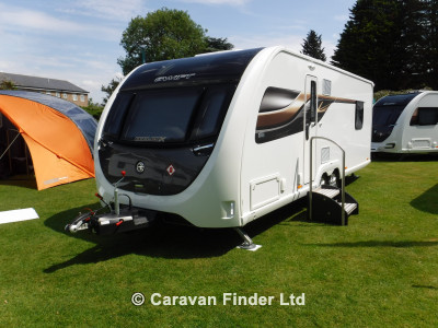Swift Eccles X 850 2020  Caravan Thumbnail