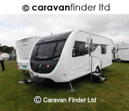 Swift Eccles X 865 Lux Pack 2020 caravan