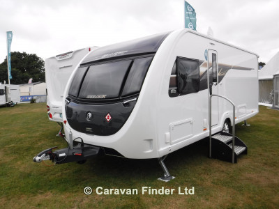 Swift Eccles X 880 Lux Pack 2020  Caravan Thumbnail