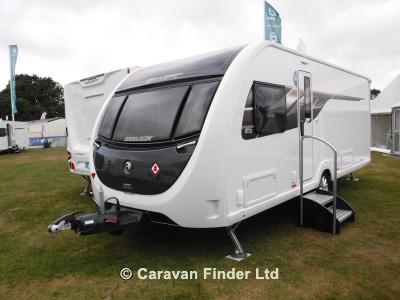 Swift Eccles X 880 Lux Pack 2020  Caravan Thumbnail