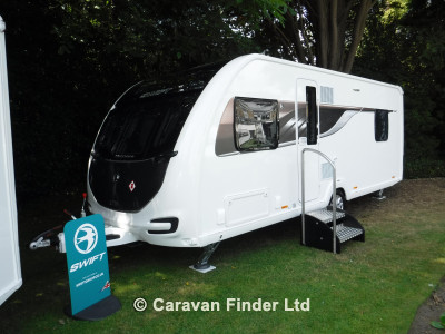 Swift Elegance 560 2020  Caravan Thumbnail