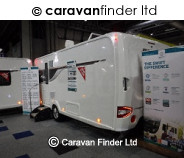Swift 2020 Elegance 580 2020 caravan