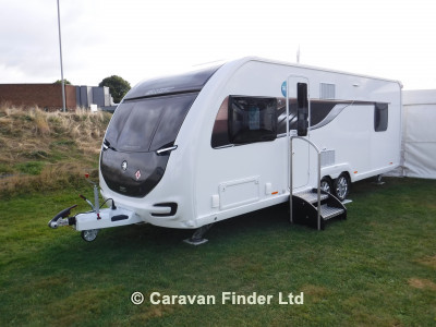 Swift Elegance 650 2020  Caravan Thumbnail