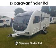 Swift Elegance 845 2020 caravan