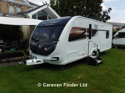 New Swift Elegance Grande 850 2020 touring caravan Image