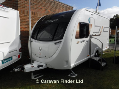 New Swift Sprite Coastline Design A4 2020 touring caravan Image