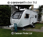 Swift Sprite Major 4 EB 2020 caravan