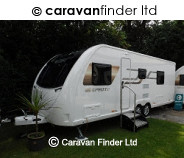 Swift Coastline DE Q6 EW 2020 caravan