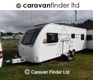 Swift kudos 630FB 2020 caravan