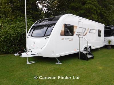 Swift Sprite Super Quattro EB 2020  Caravan Thumbnail